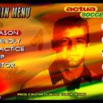 Actua Soccer 2 PS1 ISO