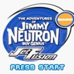 Adventures of Jimmy Neutron Jet Fusion GBA Rom
