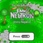 Adventures of Jimmy Neutron Vs Jimmy Negatron GBA Rom