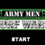 Army Men Turf Wars GBA Rom
