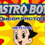 Astro Boy Omega Factor GBA Rom