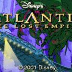Atlantis The Lost Empire GBA Rom