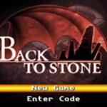 Back to Stone GBA Rom