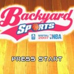 Backyard Sports Basketball 2007 GBA Rom