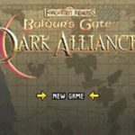 Baldurs Gate Dark Alliance GBA Rom