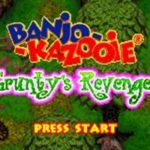 Banjo Kazooie Gruntys Revenge GBA Rom