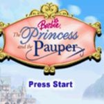 Barbie The Princess and The Pauper GBA Rom