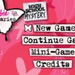 Barbie Diaries High School Mysteries GBA Rom