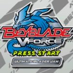Beyblade V Force Ultimate Blader Jam GBA Rom