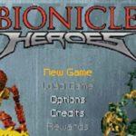 Bionicle Heroes GBA Rom