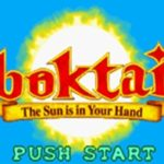 Boktai The Sun is in Your Hand GBA Rom