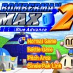 Bomberman Max 2 Blue Advance GBA Rom