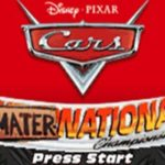 Cars Mater National Championship GBA Rom