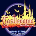 Castlevania Aria of Sorrow GBA Rom