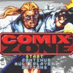 Comix Zone GBA Rom
