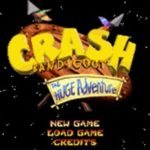 Crash Bandicoot The Huge Adventure GBA Rom