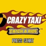 Crazy Taxi Catch a Ride GBA Rom