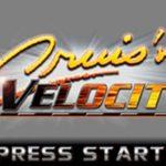 Cruis N Velocity GBA Rom
