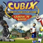 Cubix Robot for Everyone Clash N Bash GBA Rom