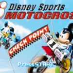 Disney Sports Motocross GBA Rom