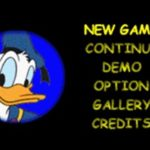 Donald Duck Advance GBA Rom