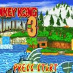 Donkey Kong Country 3 GBA Rom