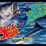 Black Bass with Blue Marlin PS1 ISO
