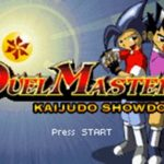 Duel Masters Kaijudo Showdown GBA Rom