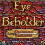 Dungeons and Dragons Eye of The Beholder GBA Rom