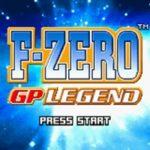 F Zero GP Legend GBA Rom