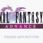 Final Fantasy V Advance GBA Rom