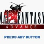 Final Fantasy VI Advance GBA Rom