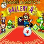Game and Watch Gallery 4 GBA Rom