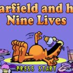 Garfield and His Nine Lives GBA Rom
