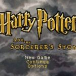 Harry Potter and The Sorcerers Stone GBA Rom