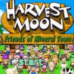 Harvest Moon Friends of Mineral Town GBA Rom
