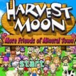 Harvest Moon More Friends of Mineral Town GBA Rom