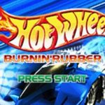 Hot Wheels Burnin Rubber GBA ROm