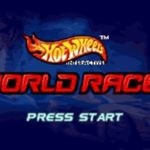 Hot Wheels World Race GBA Rom