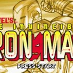 The Invincible Iron Man GBA Rom
