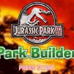 Jurassic Park III Park Builder GBA Rom