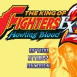 King of Fighters EX 2 The Howling Blood GBA Rom