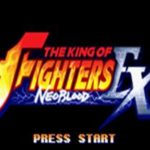 King of Fighters EX Neoblood GBA Rom