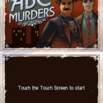 Agatta Christie The ABC Murders NDS Rom