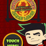 American Dragon Jake Long Attack of The Dragon NDS Rom