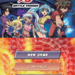 Bakugan Battle Trainer NDS Rom