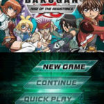Bakugan Rise of The Resistance NDS Rom
