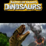 Battle of Giants Dinosurs NDS Rom