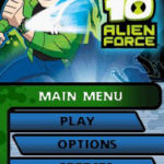Ben 10 Alien Force NDS Rom