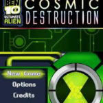 Ben 10 Ultimate Alien Cosmic Destruction NDS Rom